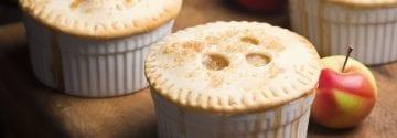 Een heerlijke traktatie: Luxe mini appeltaartjes uit de Airfryer!