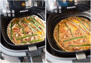 Airfryer Baktijden Airfryer Kookboek