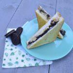 Wat is deze combinatie toch verrassend lekker: Tosti Oreo banaan uit de Airfryer!